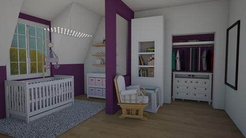 Nursery - Kids room - by Rin12106