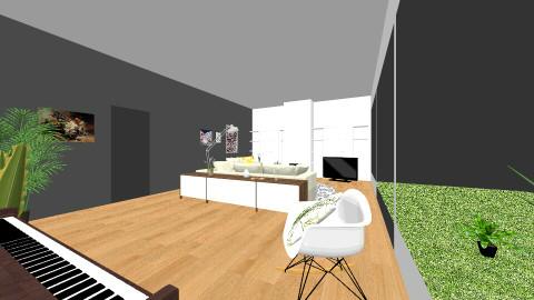 2 - Minimal - Living room - by studiomaes