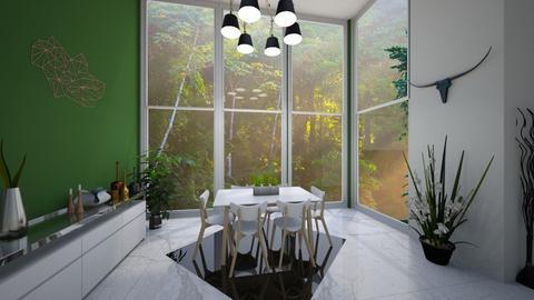 Dining Room  - Dining room - by shreeya28