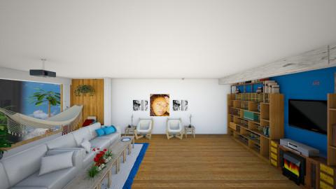 MELISSA  HOME BEAUTY - Modern - by JEN GRANT FRISKIELISKIE