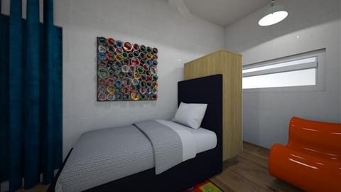 1 floor south france - Modern - by brigittespeleers