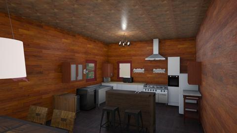 Kitchen final piece - Classic - Kitchen - by Cereakliker4Lyf