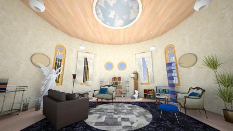 ravenclaw - Minimal - Living room - by harshada samant