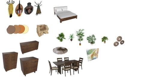 jungle theme  - by Lacismiller