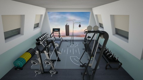 Gym - by Clara1311_1618