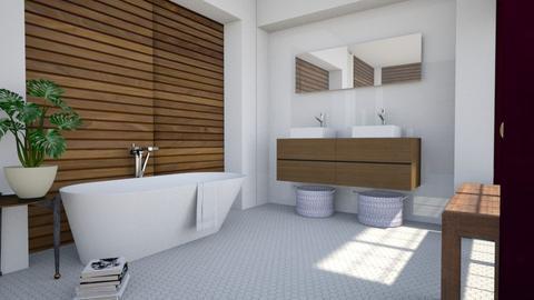 swiss - Bathroom - by Ripley86