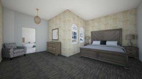 m - Bedroom - by beckygoatcher