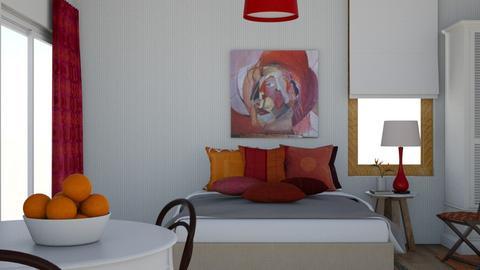 desiign 5 - Living room - by lkem12345