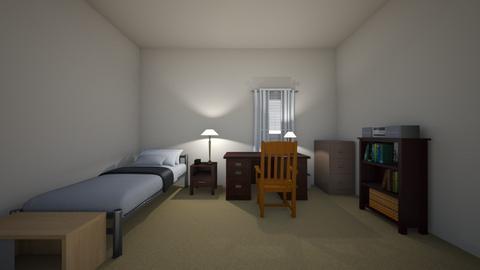 Home 1990 - Bedroom - by WestVirginiaRebel