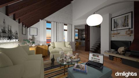 Sunday - Living room - by DMLights-user-983290
