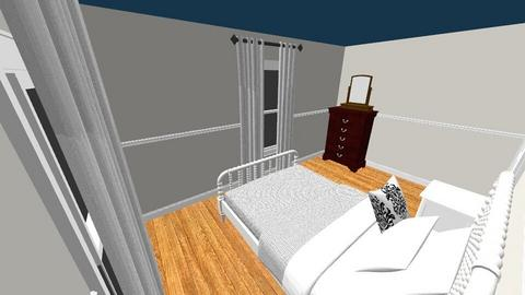 Spare bedroom - Bedroom - by yenzers