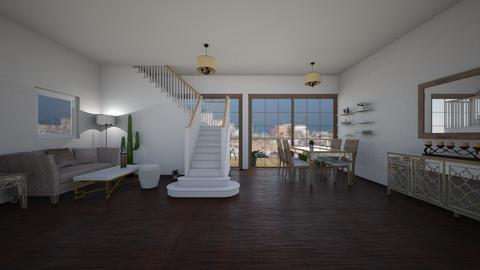 Casablanca - Living room - by ainavidal_