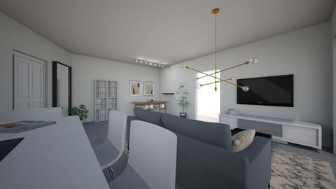 Amit Living 5 - Living room - by erlichroni