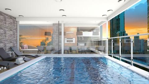 Pool - Modern - Garden - by aletamahi