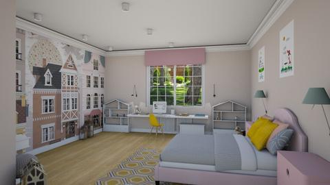 678ukjh - Kids room - by fed85