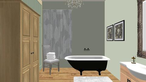 MorganStarson bedroom - Eclectic - Bedroom - by housekeeper17