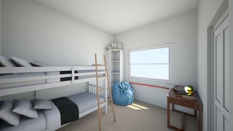 Marlee Room - Bedroom - by kenzielu
