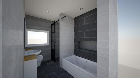 New Ensuite Bathroom - Bathroom - by PaulineA