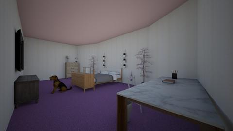 Ayanas room - Bedroom - by carcioGeneticist