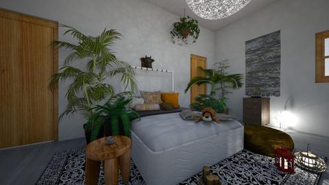 imane room - Bedroom - by manamane2007