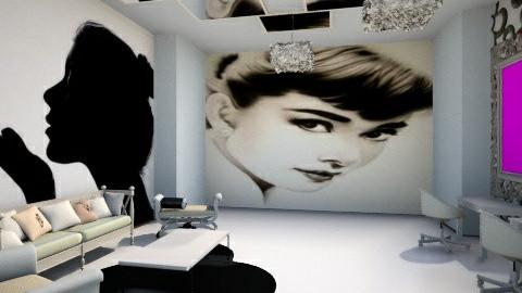 beauty salon - Modern - Office - by lamzoi