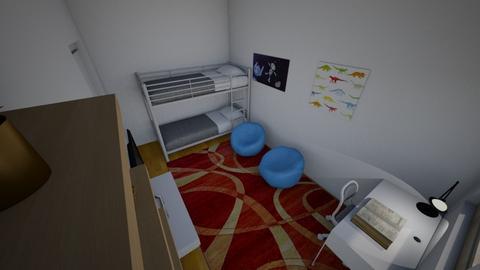 nova djecja - Kids room - by tinapicina