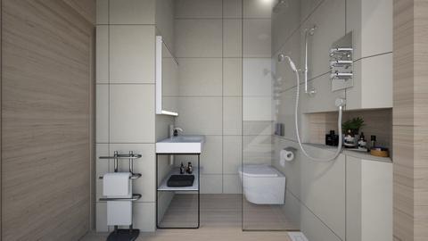 Casa326Bathroom - Modern - Bathroom - by nickynunes
