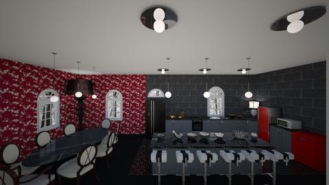 chefs kitchen - by tbeals