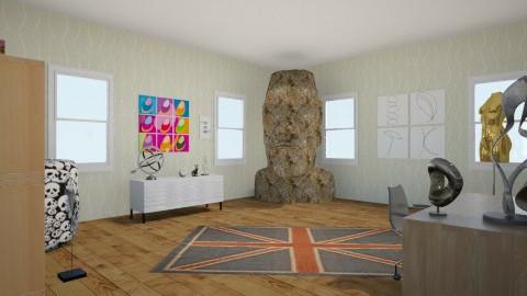 Art Room - by CHARLIEBVB