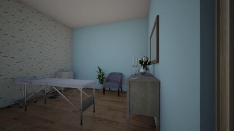 salon  - Modern - by Anajackiewicz2002