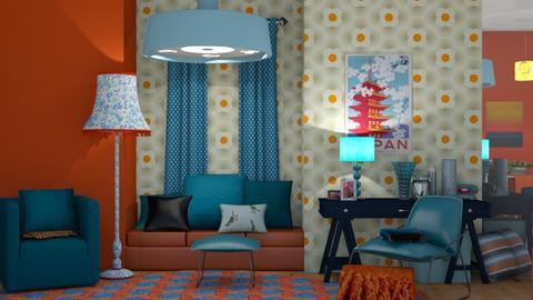 Playroom - Modern - Kids room - by XiraFizade