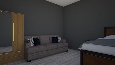 Zachs room - Bedroom - by MiDormitorio