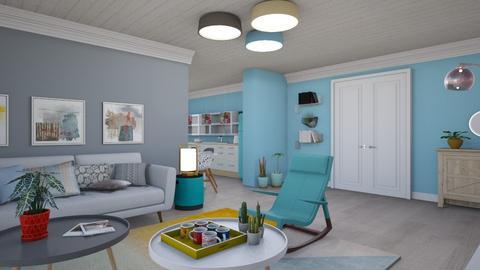 Triples  - Modern - Living room - by augustmoon