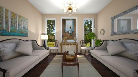 Dali Print - Living room - by VeroDale