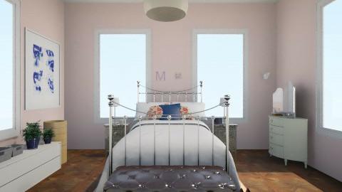 pink - Feminine - Bedroom - by LAS95