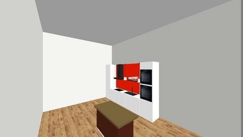 Kitchen1 - Kitchen - by bokee06