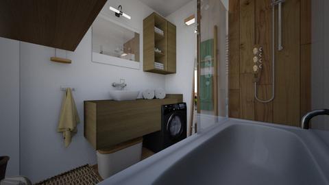 Bathroom - Bathroom - by aidual