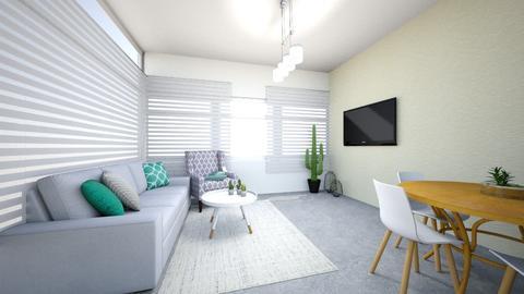 4 - Living room - by ellahenrogat