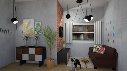 living room - Living room - by evalackovic11