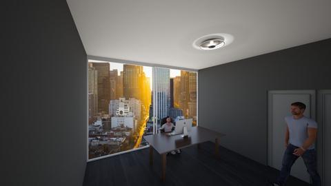 Boss - Modern - Office - by lokneszikolbasz