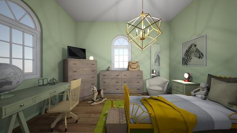 camerettaasiasa - Kids room - by rottoinculo2