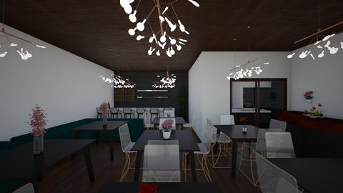 BELVIA - Modern - Dining room - by alexis dawn beltran