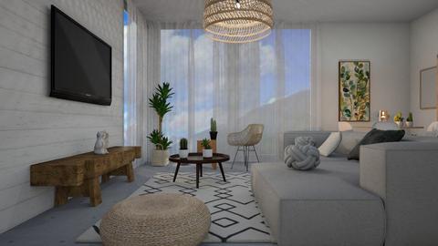 1733 - Living room - by Riki Bahar Elbaz