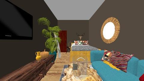 lr - Living room - by kateloi