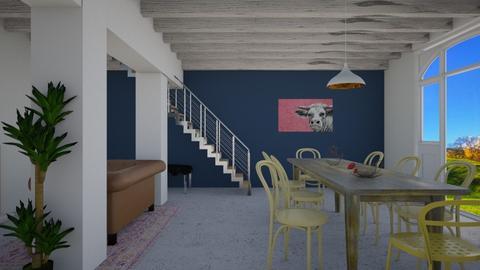 menorca - Living room - by wiwa
