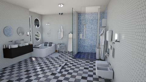 bathroom - Bathroom - by maritaaslamazashvili