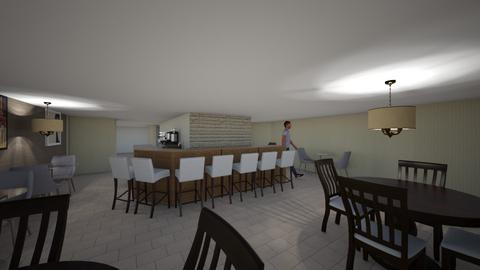 Hz Frontbar - Vintage - Dining room - by boniba