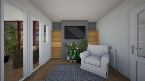 Athoe living room - by Simonie Westacott