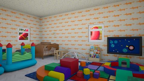 kid room - Kids room - by designing rooms