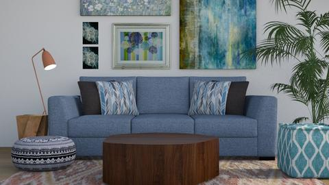 Shades - Modern - Living room - by stephendesign